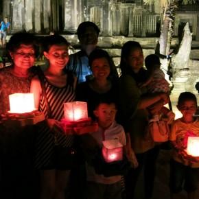 Angkor - Bonne nouvelle année Khmère!