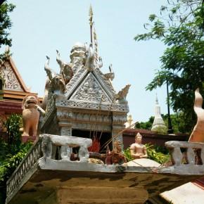 Balade à Phnom Wat