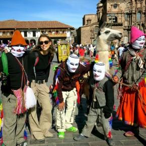 Viva la fête du Corpus Christi à Cusco!