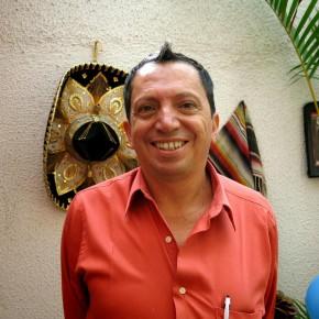 Rencontre avec Pablo Viteri, mi profesor de Quito!