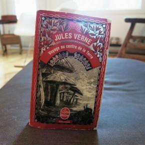 Voyage au centre de la Terre - de Jules Verne