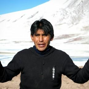 Rencontre avec José-Luis, notre Guide-Chauffeur-Chef à Uyuni