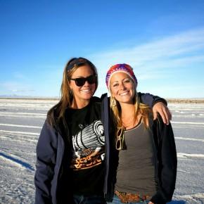 Rencontre avec Deanna & Marylin, Joyeuses voyageuses
