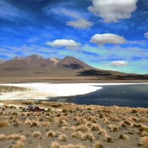 Uyuni J2 - Au cœur des lagons et des volcans