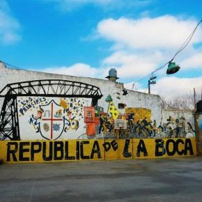 Sous le charme de Buenos Aires...