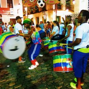 Grosse fiesta pour l'indépendance du Bahia!