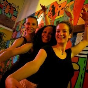 Initiation (épique) à la Samba