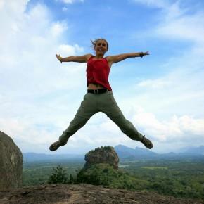 Les trésors de Sigiriya
