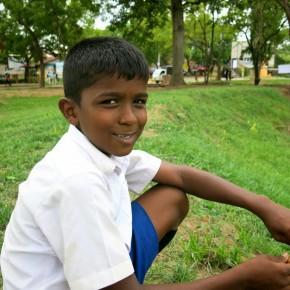 Sourires de Sri Lankais(es)