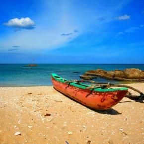 Trincomalee, Paradis Tamil