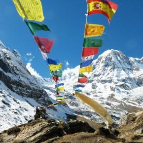 Au coeur des Annapurna - Mise en bouche