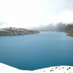 Odysée au Lac Tilicho