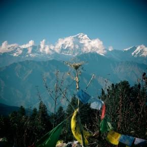 Décollage pour l'Annapurna Base Camp