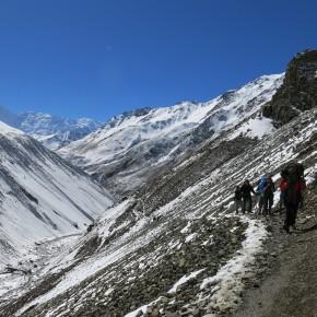 Dernières étapes avant le sommet...