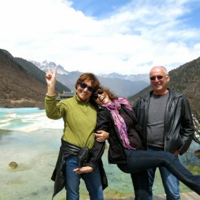 Balade épique dans la vallée de Huanglong
