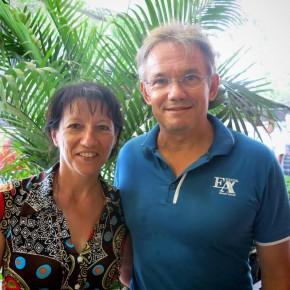 Rencontre avec Pascal & Marie-José, de Sourire Angkor Kwao