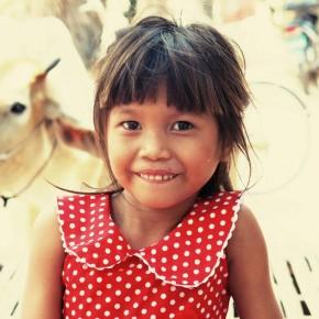 """Une journée avec """"Sourire Angkor Kwao"""""""
