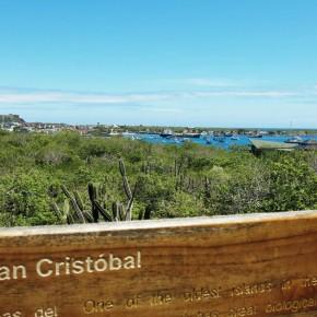 Découverte de San Cristóbal