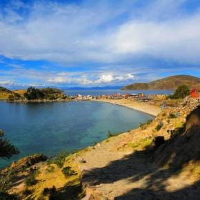 Un petit havre de paix sur le lac Titicaca