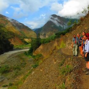Trek sur la route du Machu Picchu