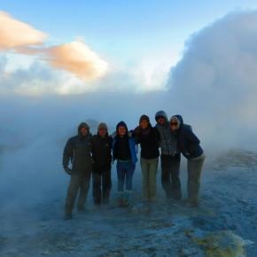 Uyuni J3 - Geysers & Boules de neige