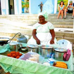 Fascinante Salvador de Bahia
