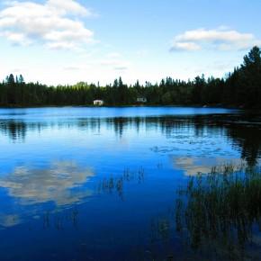 Farniente au Lac Canard