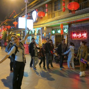La fiesta au Xishuangbanna